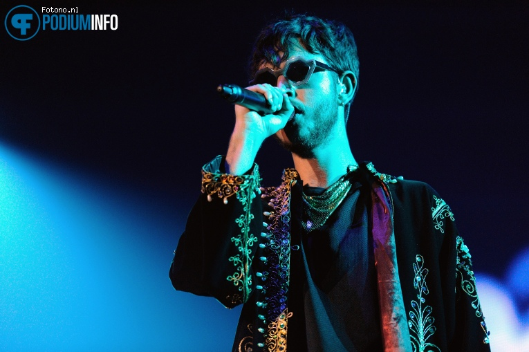 Foto Oscar And The Wolf op Oscar and the Wolf - 13/11 - Heineken Music Hall