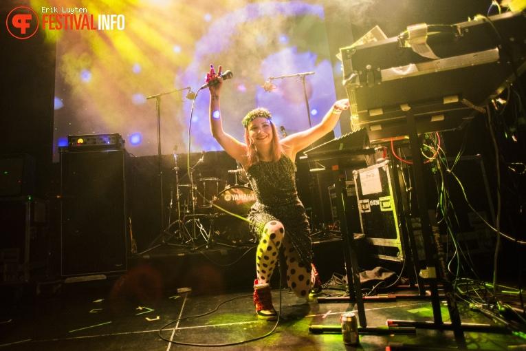 DJ Flugvél og Geimskip op Iceland Airwaves 2015 foto
