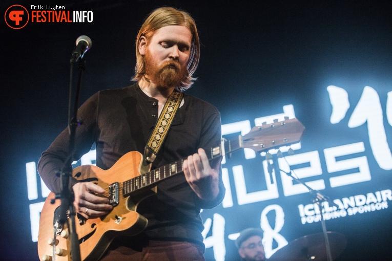 Júníus Meyvant op Iceland Airwaves 2015 foto