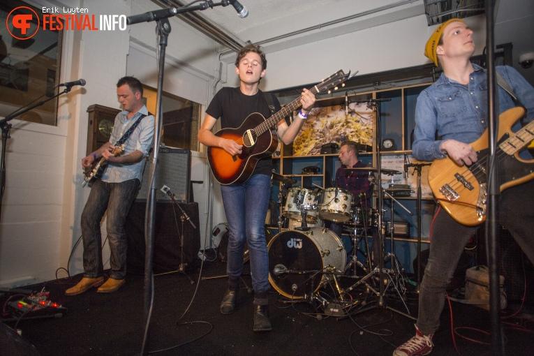 Mani Orrason op Iceland Airwaves 2015 foto