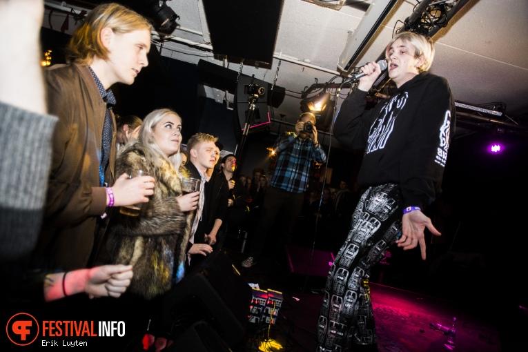 GKR op Iceland Airwaves 2015 foto