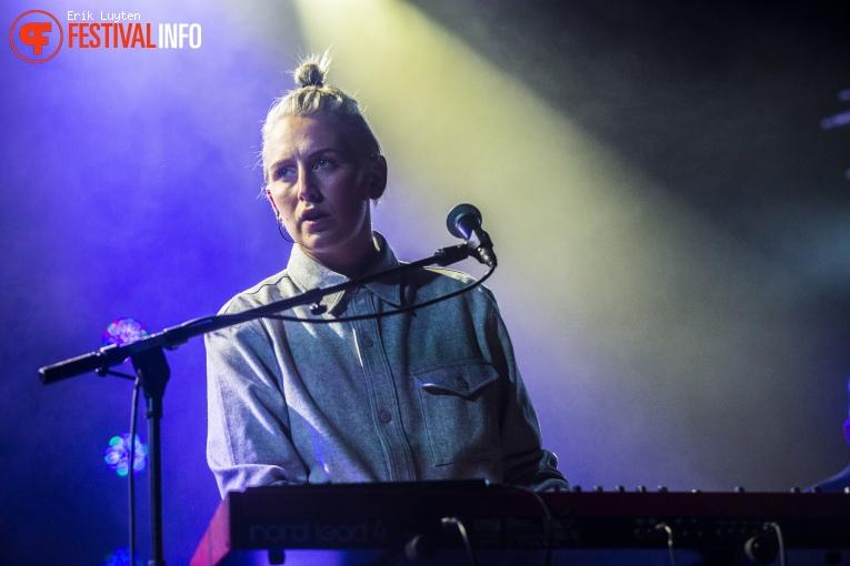 Vök op Iceland Airwaves 2015 foto