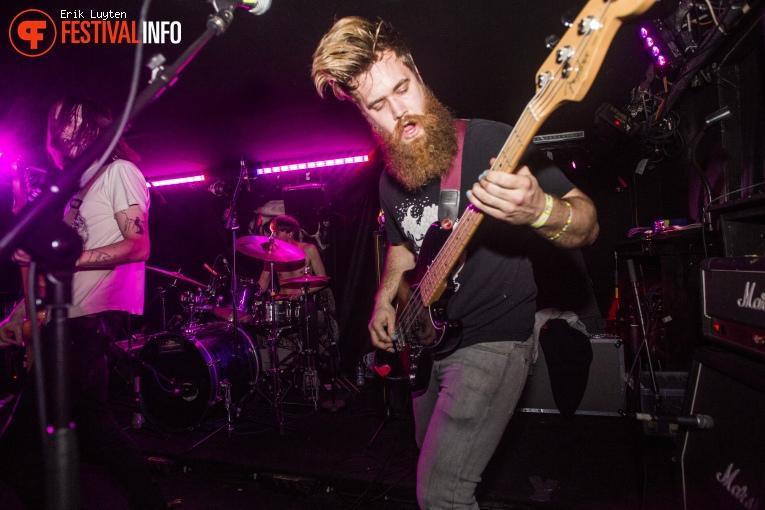 Muck op Iceland Airwaves 2015 foto