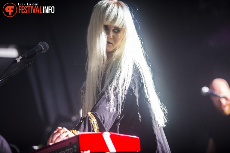 Himbrimi op Iceland Airwaves 2015 foto