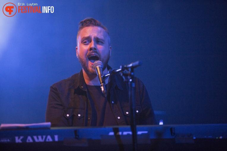 Dikta op Iceland Airwaves 2015 foto