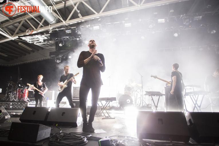 Foto Agent Fresco op Iceland Airwaves 2015