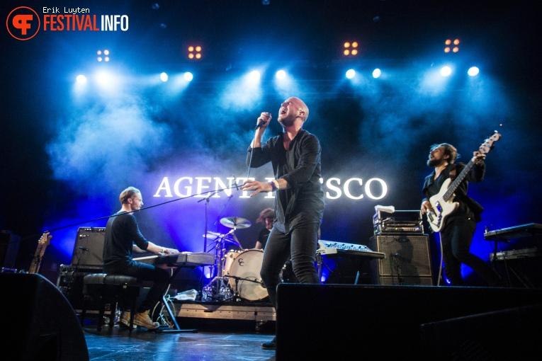 Agent Fresco op Iceland Airwaves 2015 foto