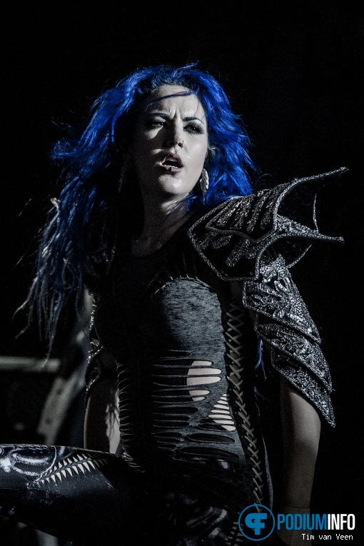 Arch Enemy op Nightwish - 19/11 - Heineken Music Hall foto