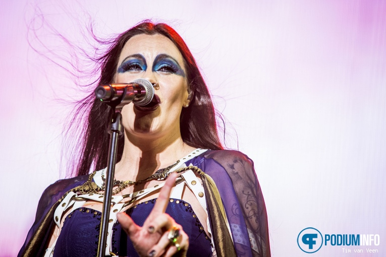 Nightwish op Nightwish - 19/11 - Heineken Music Hall foto