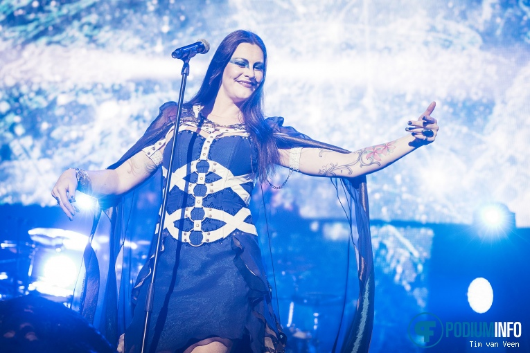 Foto Nightwish op Nightwish - 19/11 - Heineken Music Hall