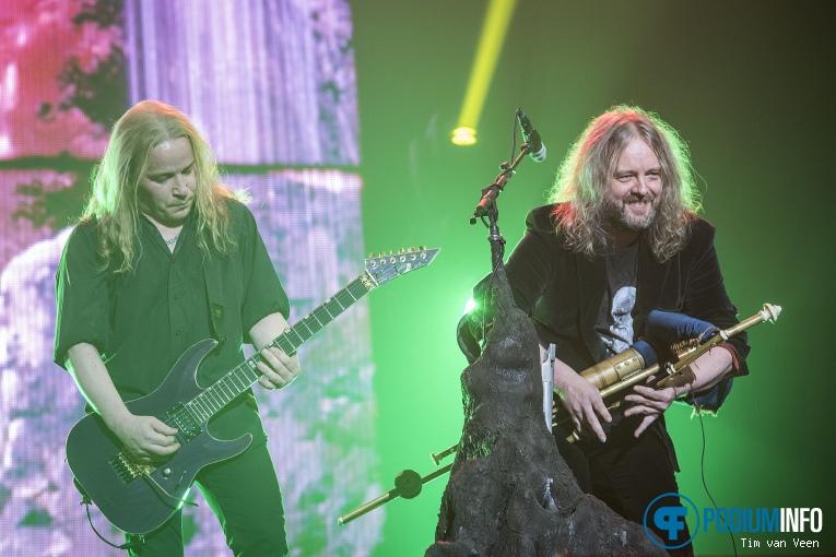 Foto Nightwish op Nightwish - 19/11 - Heineken Music Hall