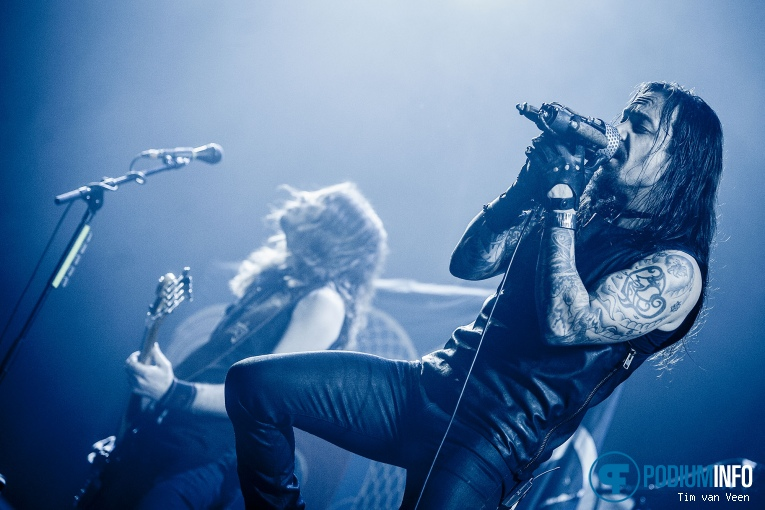 Amorphis op Nightwish - 19/11 - Heineken Music Hall foto