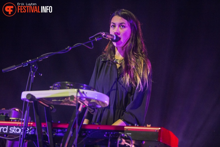 The Besnard lakes op Le Guess Who? 2015 - Vrijdag foto