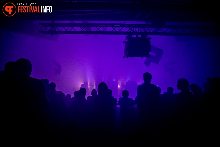 Sunn O))) op Le Guess Who? 2015 - Zaterdag foto