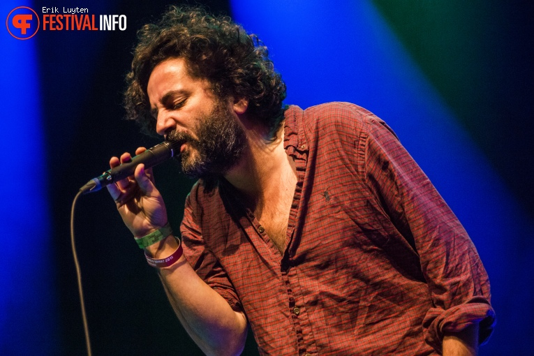 Destroyer op Le Guess Who? 2015 - Zaterdag foto