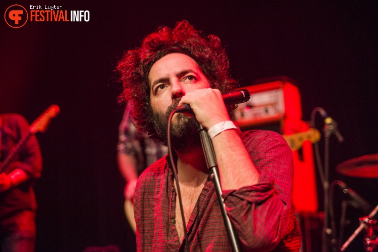 Foto Destroyer op Le Guess Who? 2015 - Zaterdag