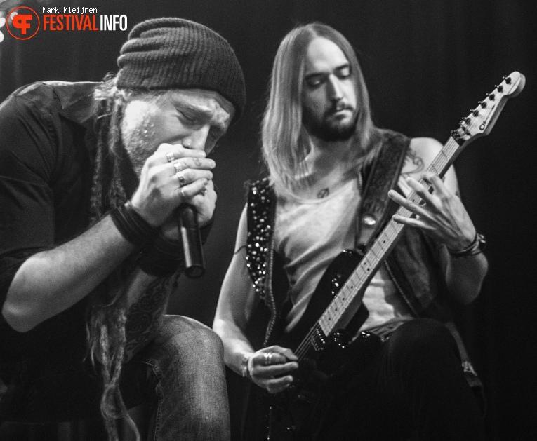 Foto Eluveitie op Epic Metal Fest 2015