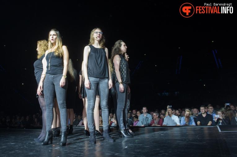 Scala op Night of the Proms Rotterdam 2015 foto