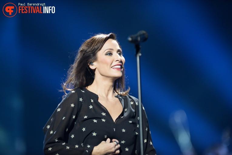 Natalie Imbruglia op Night of the Proms Rotterdam 2015 foto
