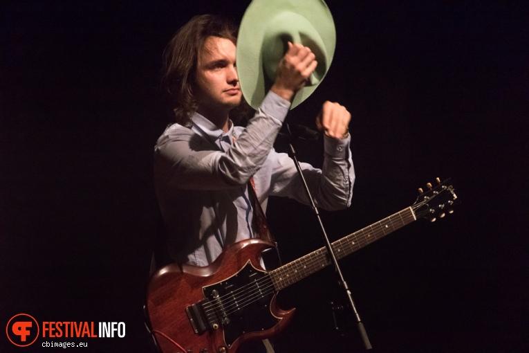 Foto Jett Rebel op Songbird Festival 2015 - Zaterdag