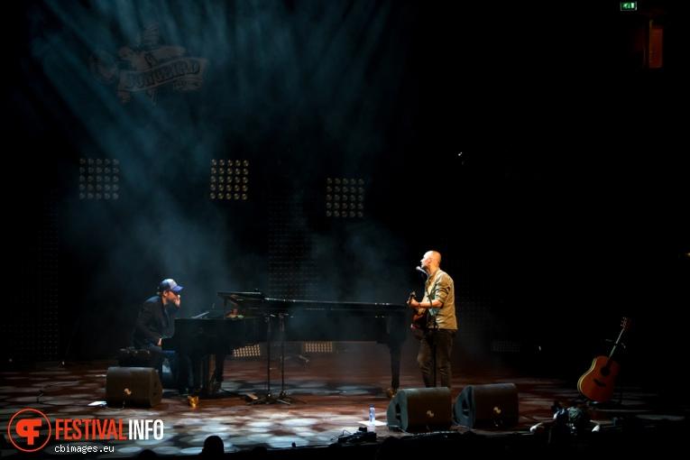 Foto Niels Geusebroek op Songbird Festival 2015 - Zaterdag