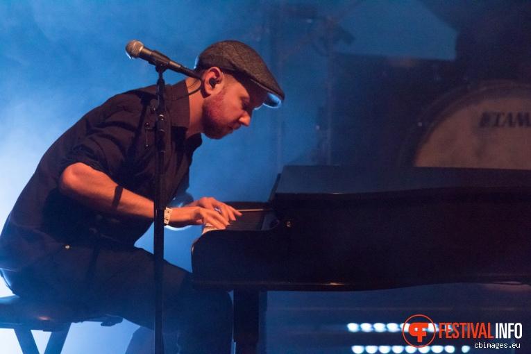Foto Matt Simons op Songbird Festival 2015 - Zaterdag