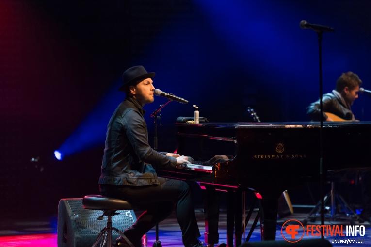 Foto Gavin DeGraw op Songbird Festival 2015 - Zondag