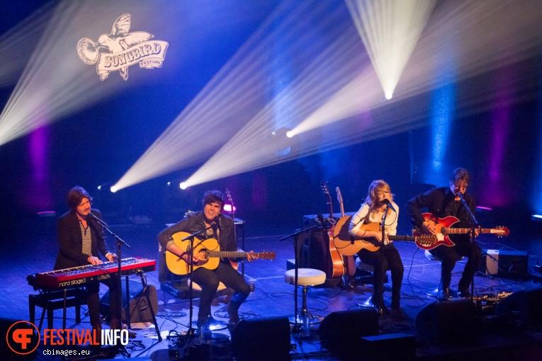 Foto The Common Linnets op Songbird Festival 2015 - Zondag