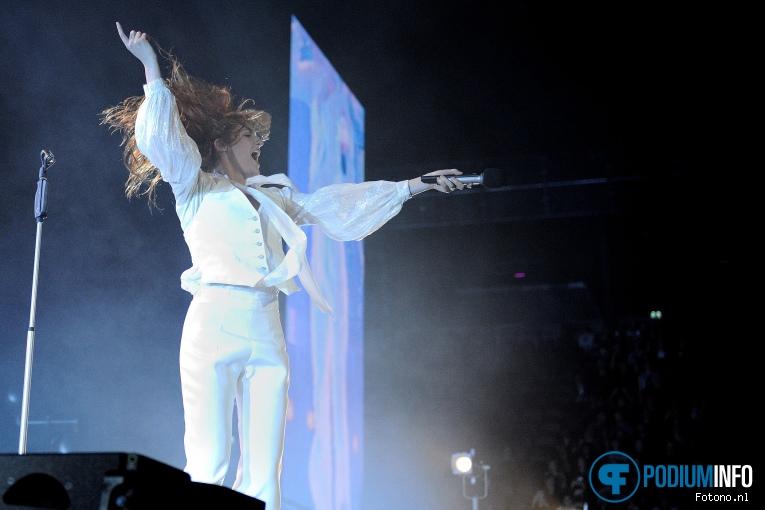 Foto Florence + The Machine op Florence + The Machine - 10/12 - Ziggo Dome