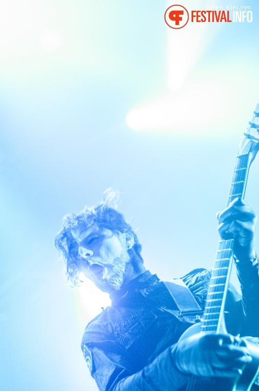 Samael op Eindhoven Metal Meeting 2015 - zaterdag foto