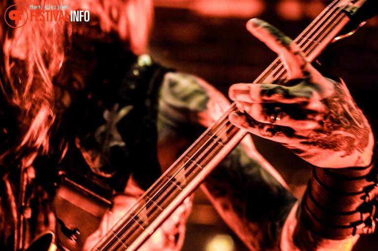 Foto Necrophobic op Eindhoven Metal Meeting 2015 - zaterdag