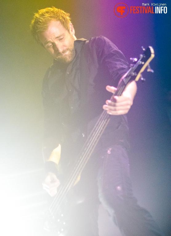 Foto Samael op Eindhoven Metal Meeting 2015 - zaterdag