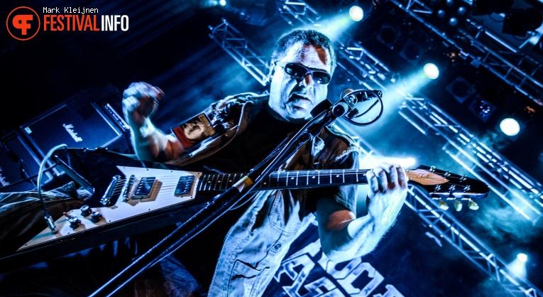 Nuclear Assault op Eindhoven Metal Meeting 2015 - zaterdag foto