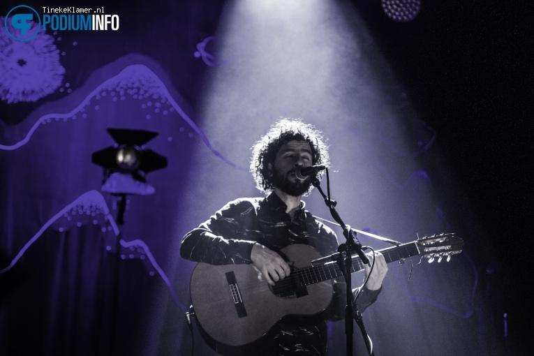 Foto José González op Jose Gonzalez - 10/12 - TivoliVredenburg