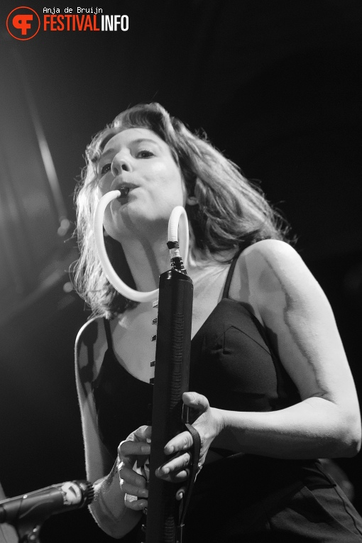 Foto Ben Caplan op Festival Stille Nacht Rotterdam 2015