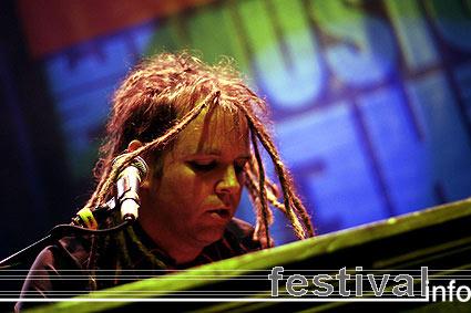 Duke Special op Music in my Head 2007 foto