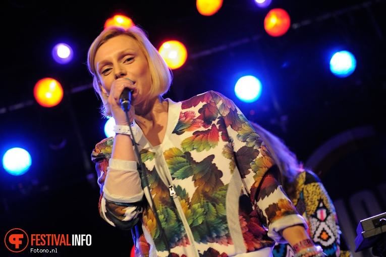 Chloe Martini op Eurosonic Noorderslag 2016 - Woensdag foto