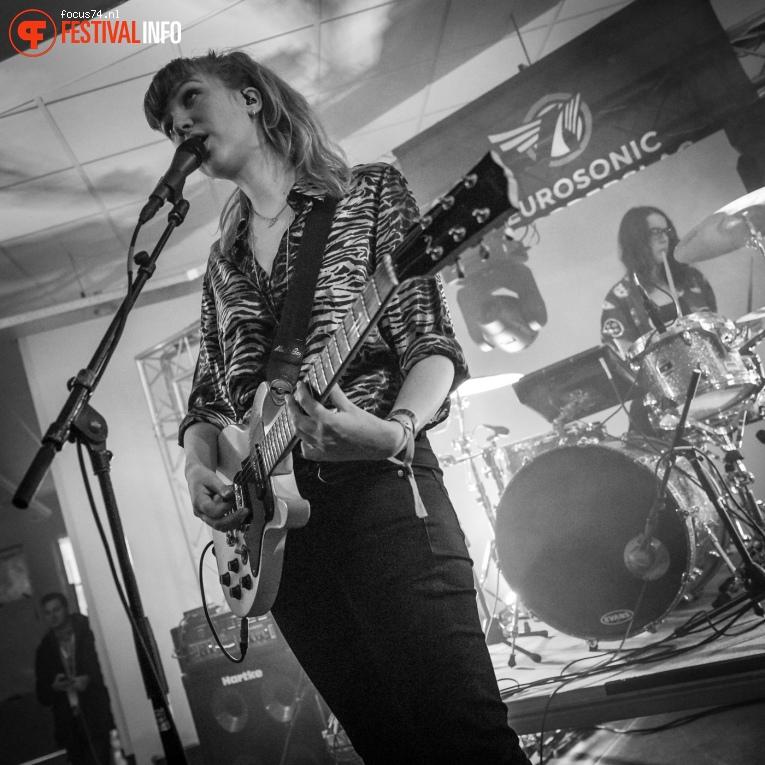 The Big Moon op Eurosonic Noorderslag 2016 - Donderdag foto