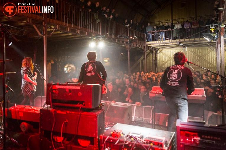 The Deaf op Eurosonic Noorderslag 2016 - Donderdag foto