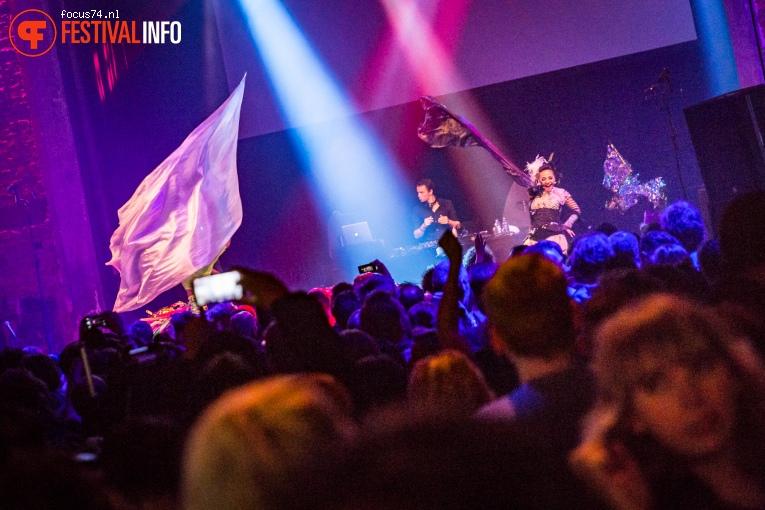 Alle Farben op Eurosonic Noorderslag 2016 - Donderdag foto