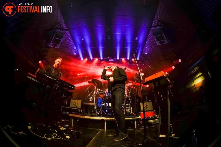 Honne op Eurosonic Noorderslag 2016 - Donderdag foto