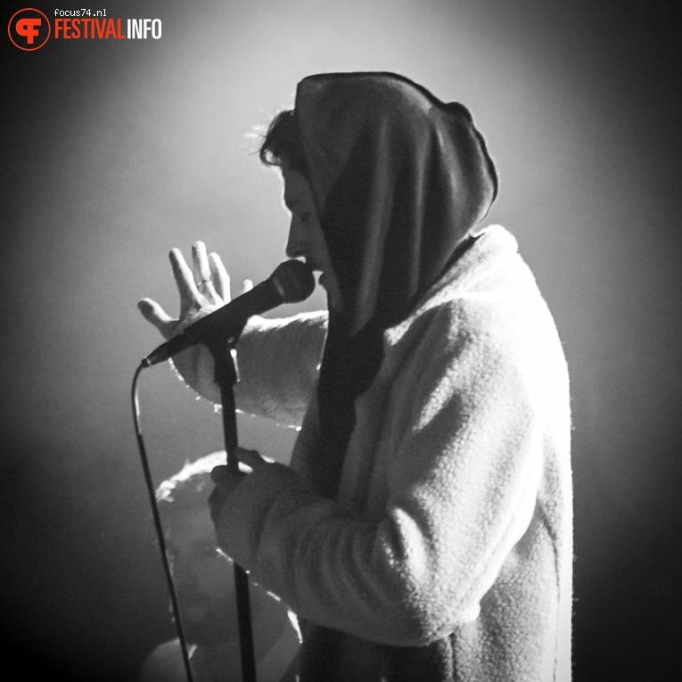 Oscar And The Wolf op Eurosonic Noorderslag 2016 - Donderdag foto