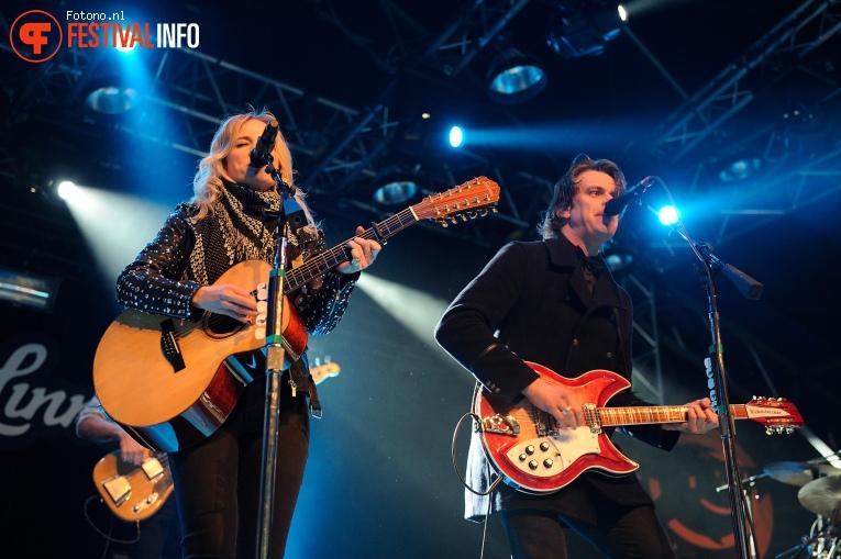 The Common Linnets op Eurosonic Noorderslag 2016 - Donderdag foto