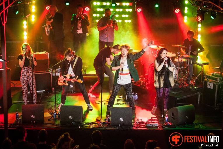 Projekt Rakija op Eurosonic Noorderslag 2016 - Vrijdag foto
