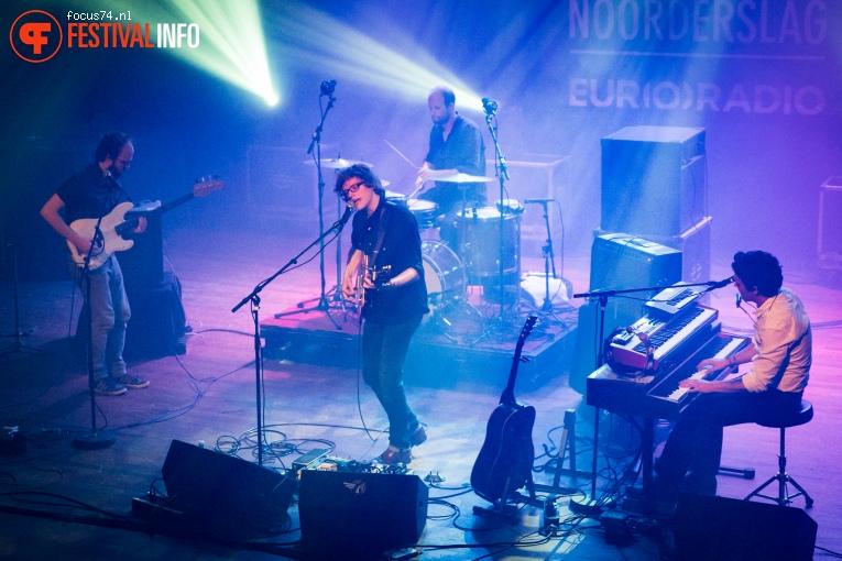 Foto Douglas Firs op Eurosonic Noorderslag 2016 - Vrijdag