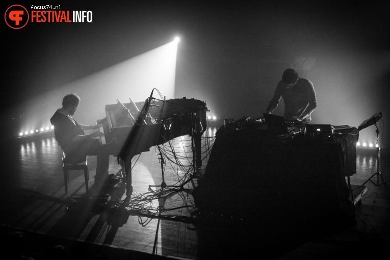 Foto Grandbrothers op Eurosonic Noorderslag 2016 - Vrijdag