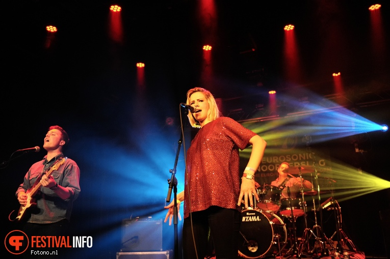 Dagny op Eurosonic Noorderslag 2016 - Vrijdag foto