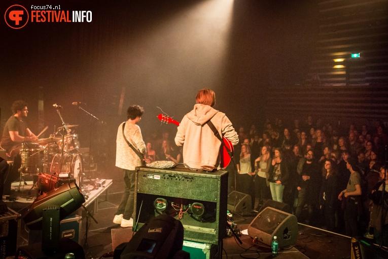 James Hersey op Eurosonic Noorderslag 2016 - Vrijdag foto