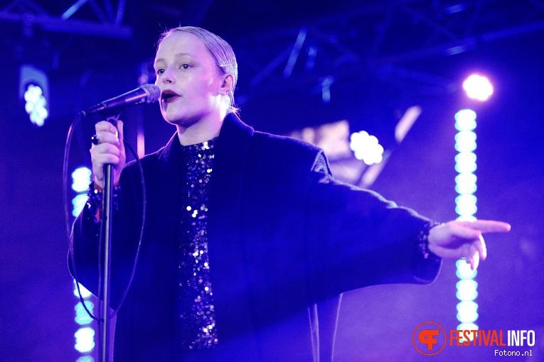 LGHTNNG op Eurosonic Noorderslag 2016 - Vrijdag foto