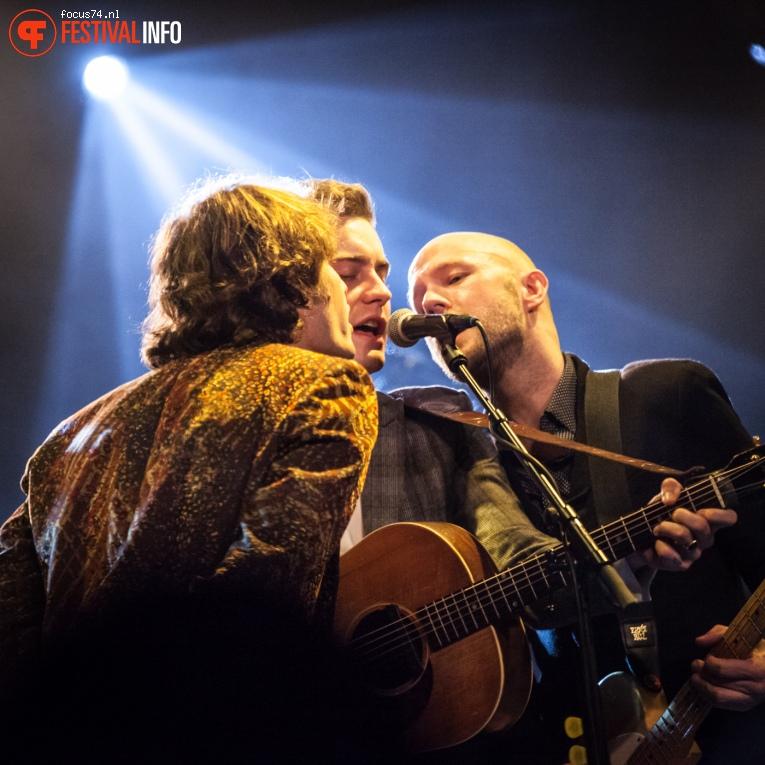 Douwe Bob op Eurosonic Noorderslag 2016 - Vrijdag foto